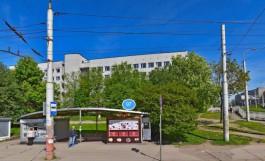 На Московском проспекте в Калининграде снесли незаконный торговый павильон вместе с остановкой