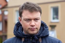 Крупин: Управляющие компании не смогли оспорить запрет на рекламу на фасадах домов в Калининграде