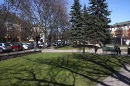 В центре Калининграда появится сквер имени Петра Румянцева