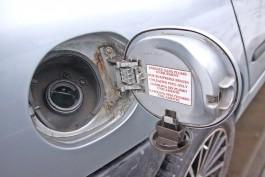 В Балтийске задержали калининградца, который сливал топливо с припаркованных машин