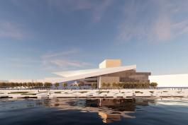 Калининградские архитекторы одобрили концепцию театра оперы и балета на Острове