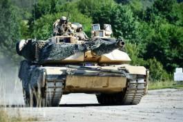 В Польше планируют построить центр боевой подготовки для американских солдат