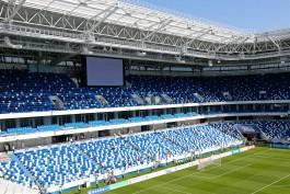Максимальное число зрителей на матчах «Балтики» и «Локомотива» сократили до 500 человек