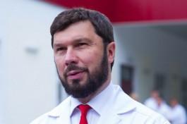 Главой Калининграда стал главврач БСМП Евгений Любивый
