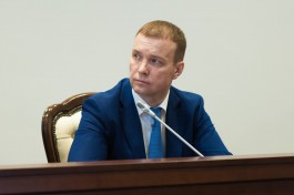 Путин повысил в звании начальника областного УМВД