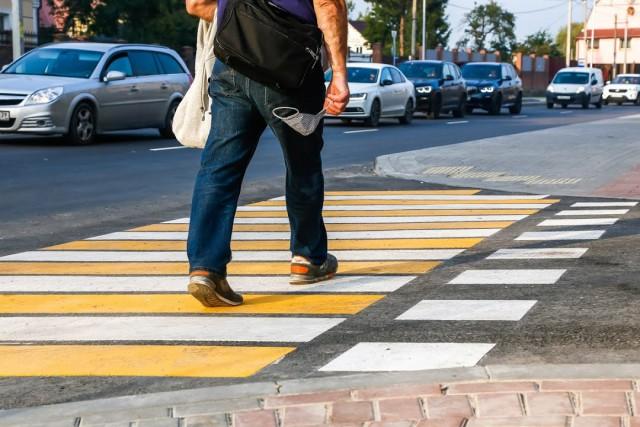 На обустройство девяти пешеходных переходов в Калининграде выделили почти 5 млн рублей