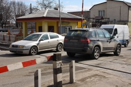 На улице Нарвской в Калининграде сбили 46-летнего велосипедиста