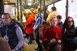 В Калининграде лишили прав водителя, по вине которого пассажирка выпала из автобуса