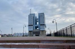 НИЦ «Строительство»: Сохранение Дома Советов будет стоить в 4-5 раз дороже и займёт около 20 лет
