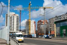 За год в Калининградской области построили 1700 многоквартирных и индивидуальных домов