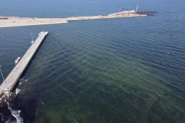Новый подрядчик порта в Пионерском получил авансом 723 миллиона рублей