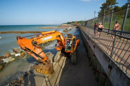 На проект реконструкции променада у госрезиденции в Пионерском выделили 125 млн рублей