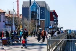 Во время майских праздников Калининградскую область посетили более 63 тысяч туристов