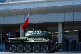 Власти Калининграда рассказали, какие улицы перекроют при подготовке и праздновании Дня Победы
