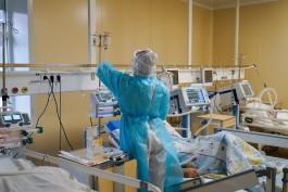 У 57 новых заразившихся коронавирусом в регионе диагностировали пневмонию