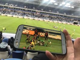 Организаторы чемпионата Европы по регби поблагодарили «Ростелеком» за отличный интернет на матче в Калининграде