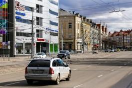 Во время режима самоизоляции калининградцы стали чаще превышать скорость на дорогах