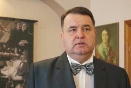 В Калининграде скончался худрук Драмтеатра Михаил Андреев, заразившийся коронавирусом