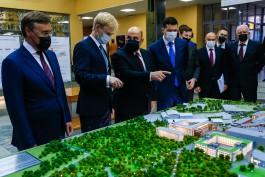 Мишустин поручил начать строительство кампуса БФУ имени Канта в 2022 году