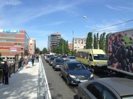 В Калининграде открыли двухстороннее движение по мосту на улице Озерова