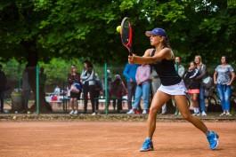 Калининградская школьница стала вице-чемпионом европейского турнира по большому теннису
