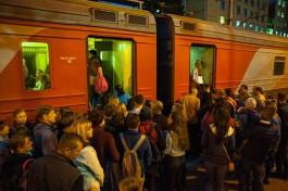«Без остановок и доппоездов»: Кукушкина рассказала, как ограничат число пассажиров в электричках на море