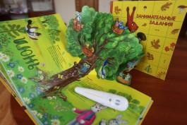 «Автотор» подарил воспитанникам школы-интерната «волшебные» книги