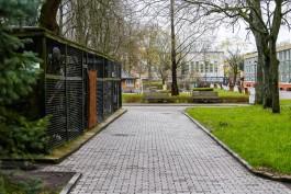 Калининградский зоопарк закрыли из-за непогоды