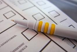 На выборах в Калининградской области проголосовал 102-летний житель Железнодорожного