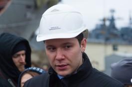 Алиханов: Калининградский торговый порт нужно включить в проект «Шёлкового пути»