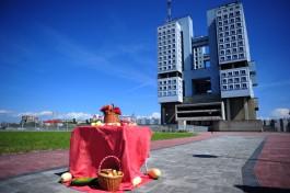 «Сыр, шампиньоны и рыба»: у Дома Советов пройдёт «антисанкционный» Street Food фестиваль