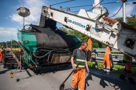 В Калининградской области ищут подрядчика для ремонта четырёх трасс за 562 млн рублей