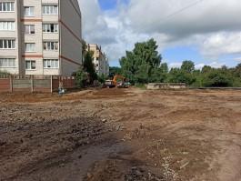 В Калининграде планируют запустить новую программу для ремонта дворов