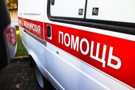 На ул. Типографской в Калининграде водитель «легковушки» сбил семилетнюю девочку