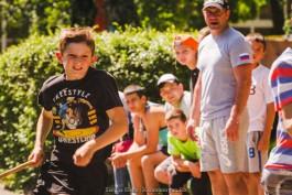 «В духе олимпизма»: в Зеленоградске прошла спартакиада среди детских оздоровительных лагерей