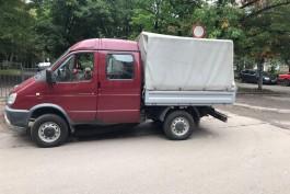 На улице Иванникова в Калининграде автомобиль сбил семилетнюю девочку на переходе