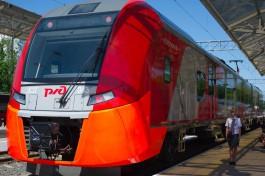В субботу назначат дополнительные поезда Калининград — Зеленоградск