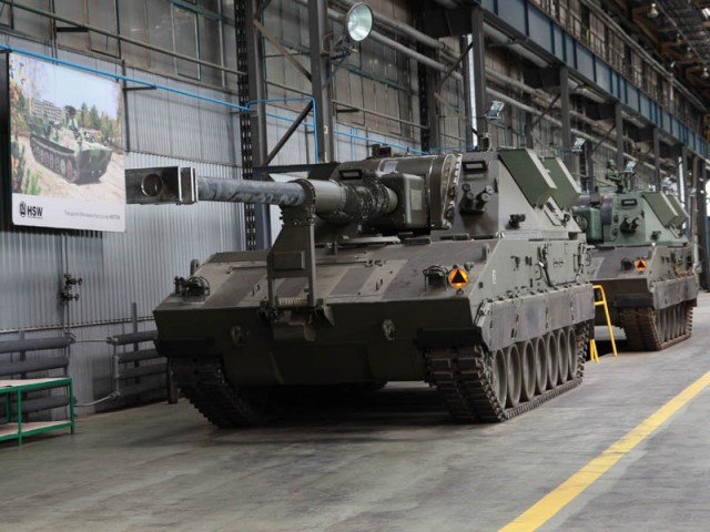 Польша закупит вооружения на млрд евро