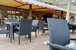 В Калининградской области отложили полноценное открытие кафе и ресторанов