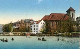 «Живой Кёнигсберг»: Крепостная кирха Нижнего озера