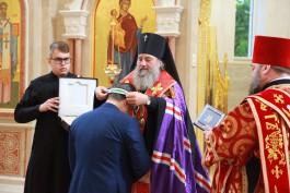 Главному акционеру «Автотора» вручили Орден Преподобного Серафима Саровского