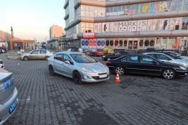 На парковке торгового центра в Калининграде сбили шестилетнего мальчика