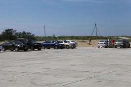 Рядом с пляжем в Янтарном появится парковка на 400 машин