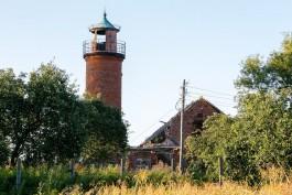 На восстановление маяка в Заливино собрали более 1,6 миллиона рублей