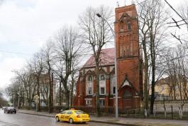 Кирху Святого Адальберта в Калининграде планируют переименовать в храм Дмитрия Донского