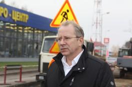 Рольбинов: Реконструкция улицы Шатурской решит проблемы с подтоплениями в Васильково