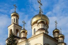 «Второй по высоте»: в Калининграде готовятся к открытию храма-долгостроя на проспекте Мира