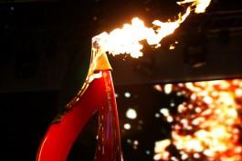 Алиханов и Ищенко понесут факел Зимней Универсиады-2019 в Калининграде