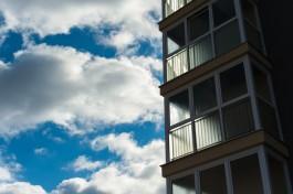В Светлогорске два ребёнка выпали из окна на седьмом этаже