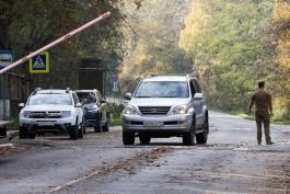 Въезд на Куршскую косу планируют отремонтировать за 221 млн рублей